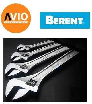 Berent BT2015 Wrench Spanner 200mm max 25mm width HRC45