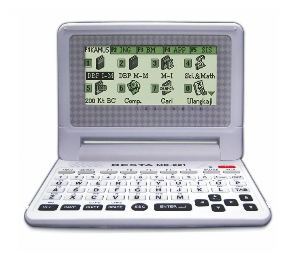 Besta Dictionary MD704 + Micro-4GB
