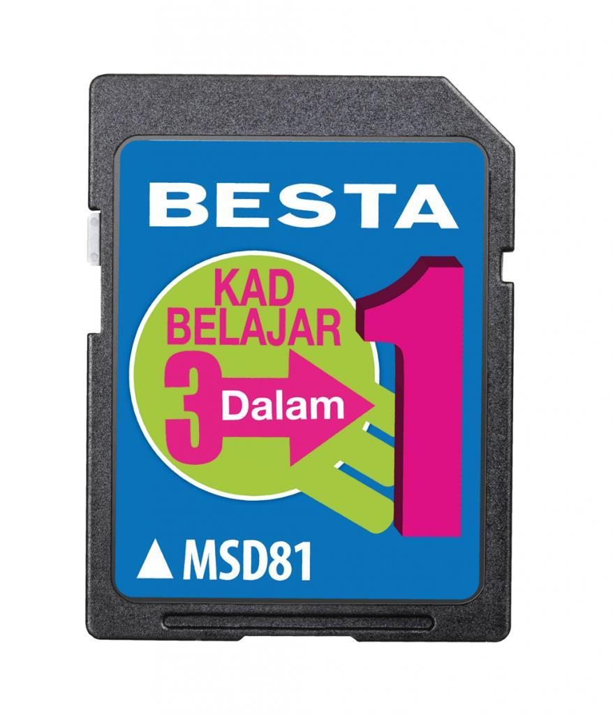 Besta Dictionary MD881 + MSD81