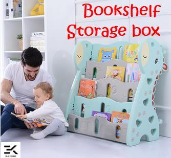 sale retailer 0839c cb09a Bestbaby Giraffe / Deer Bookshelf Storage Rack (1 month pre-order)