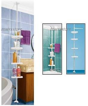 Besting Bathroom Extendable Pole Shelf Must Have
