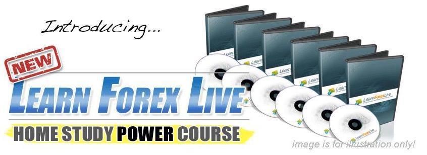Learn forex live home study power course