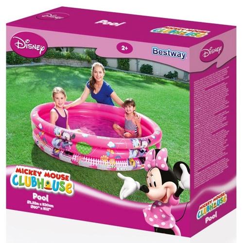 Beau Bestway Disney Mickey Mouse Inflatable Pool For Kids Pink MINNIE U0026 DAISY. U2039  U203a