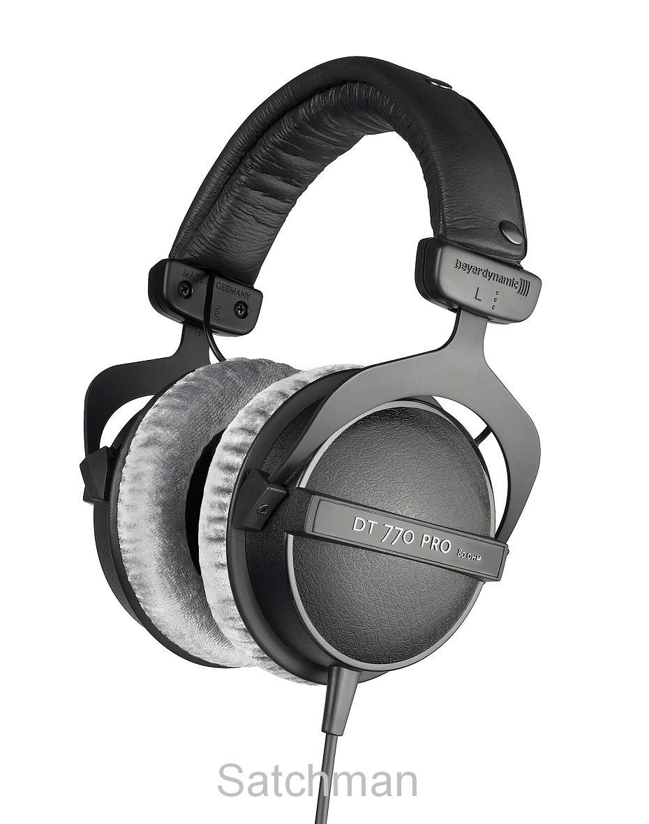 BEYERDYNAMIC DT770 Pro - Headphones (NEW) - FREE SHIPPING