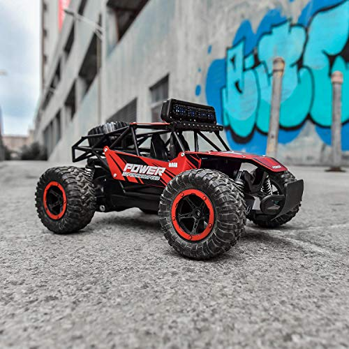 ~ BEZGAR Remote Control Car, 1:14 Aluminium Alloy Off Road Large Size Kids Hig
