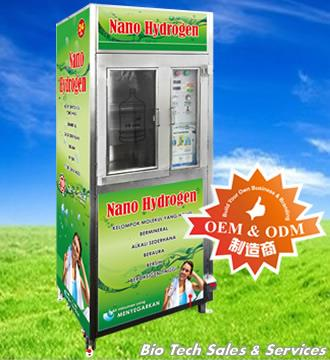 BF5A5NANO ALKALINE Water Filter Vending Machine (5A5)-Water Filter Ven
