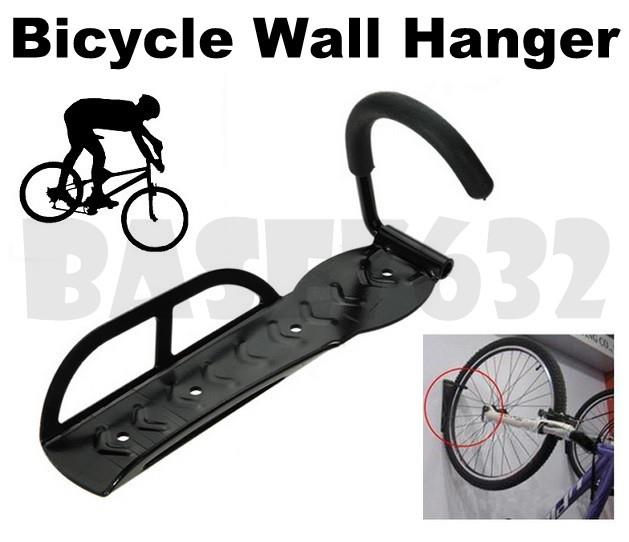 Bicycle Bike Storage Wall Mounted Mount Rack Stand Hanger Hook 1538.1