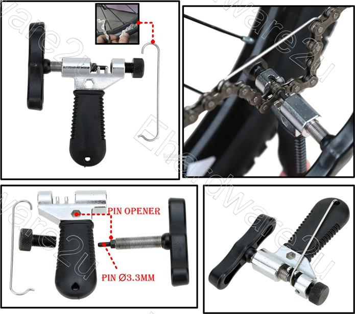 Bicycle Chain Cutter Splitter Breaker Tool (CB9724C)