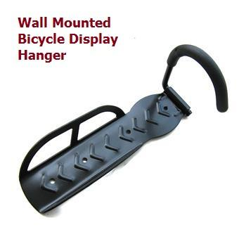 Bicycle Display Wall Hanger (Wall Mounted)