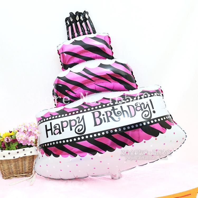 Big Balloon Happy Birthday Cake Foi end 3252017 1215 AM