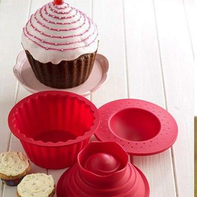 Big Top Giant Cupcake Silicone Bakeware Mould