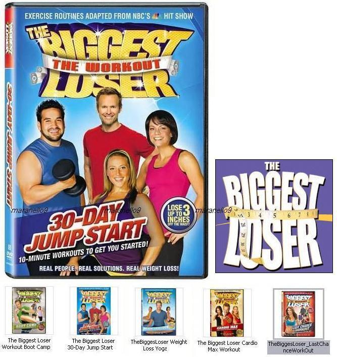 The Biggest Loser Workout Ultimate Fitness Collection DVD: Must Have