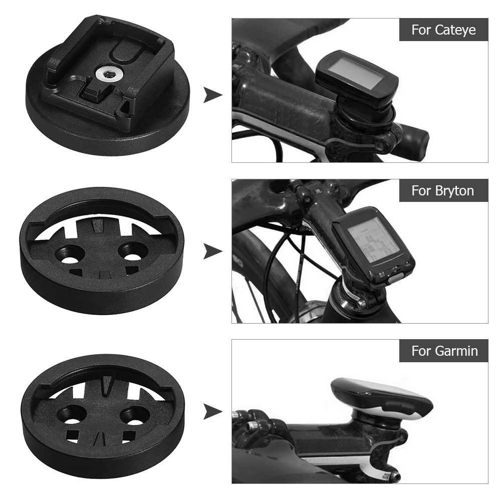 Bike Bicycle Computer Mount Holder Support Adapter for Bryton / for Garmin / f