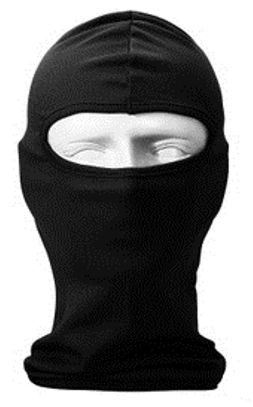 Bike Bicycle Thief Cover Mask Headgear Head Helmet Face Cap Sunscreen
