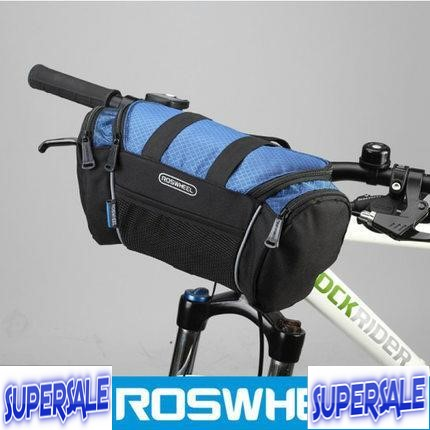 Bike Front Folding Bag Riding Package for Bicycle