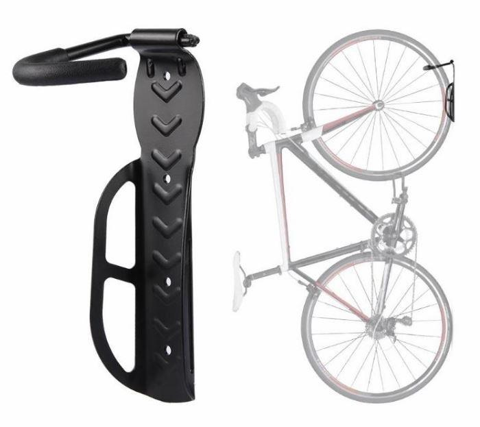 Bike Wall Holder Mount Wall Mounted Rack Stands Hanger Hook Bicycle