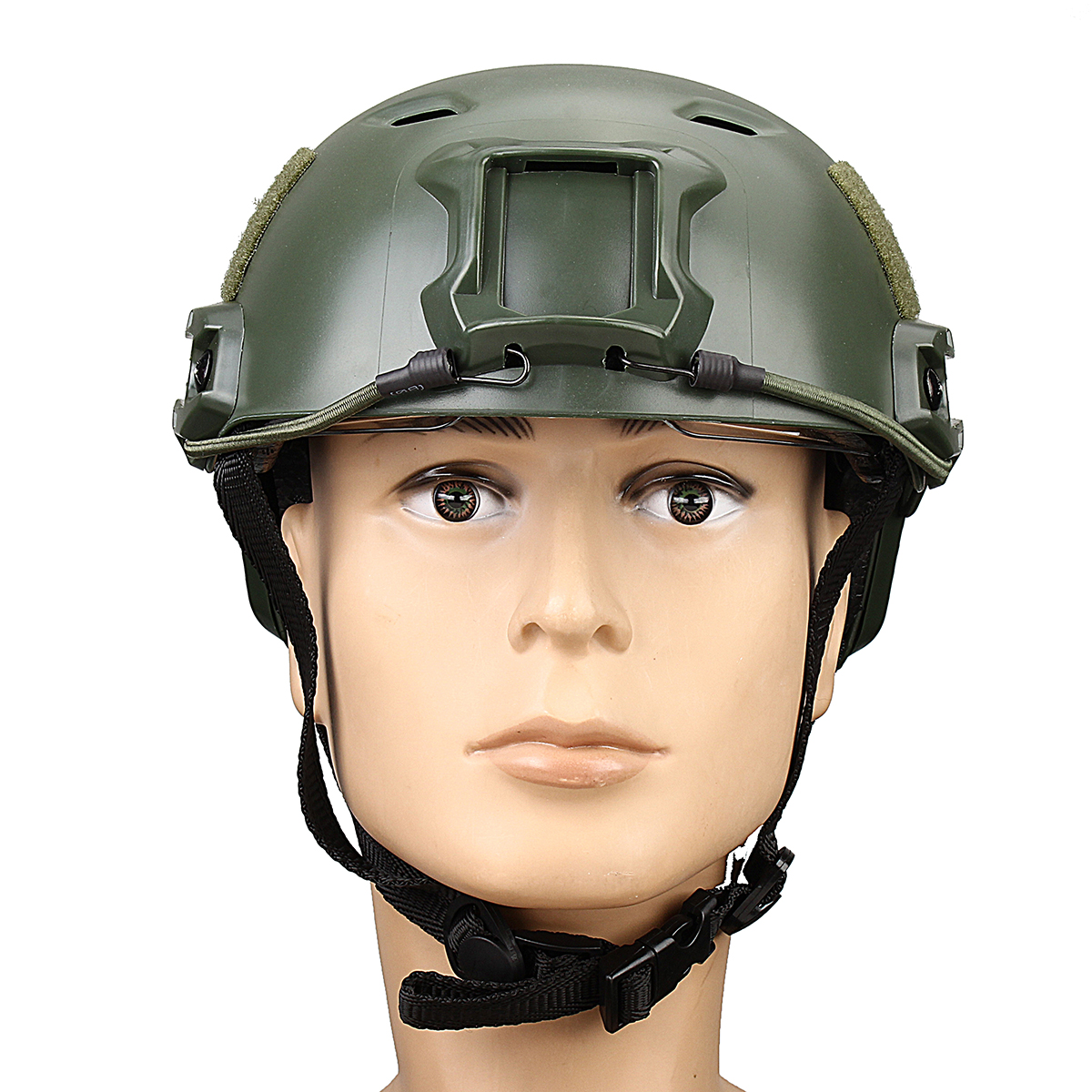 BIKIGHT Tactical Helmet Outdoor Bike Bicycle Cycling Breathable Ventil