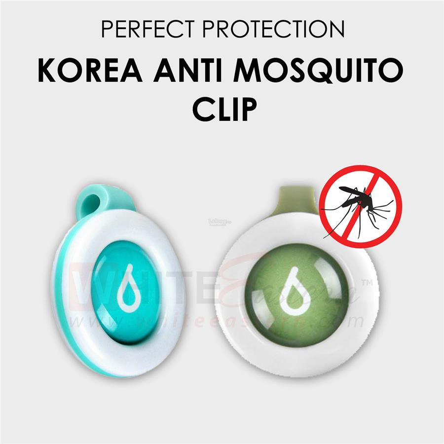 Bikit Guard Cartoon Anti-Mosquito Repellent Clip for Adult and Child