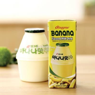 Hasil gambar untuk banana milk