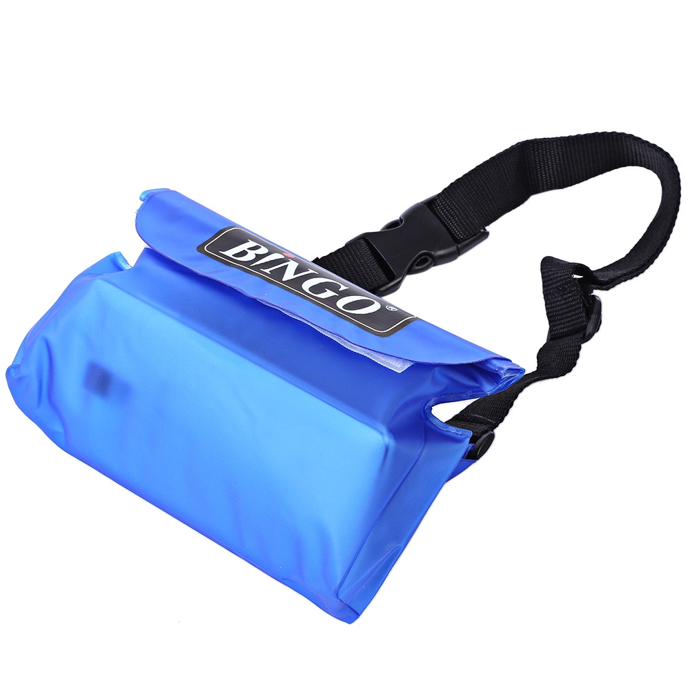 BINGO WP033 PVC 20M WATERPROOF WAIST PACK BAG POUCH WITH STRAP