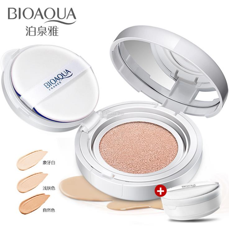 Bioaqua Air Cushion Bb Cream Concealer Moisturizing Foundation Makeup