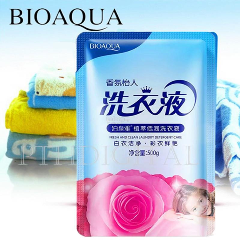 Bioaqua Clean Laundry Detergent Protecting Hand Washing Liquid Soap
