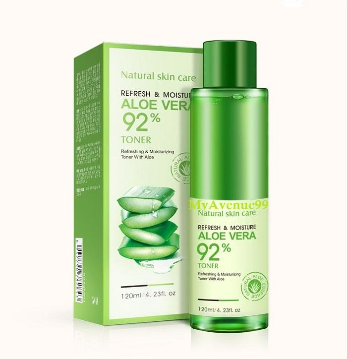 Bioaqua Refresh Amp Moisture 92 Aloe End 3 23 2018 11 15 Pm