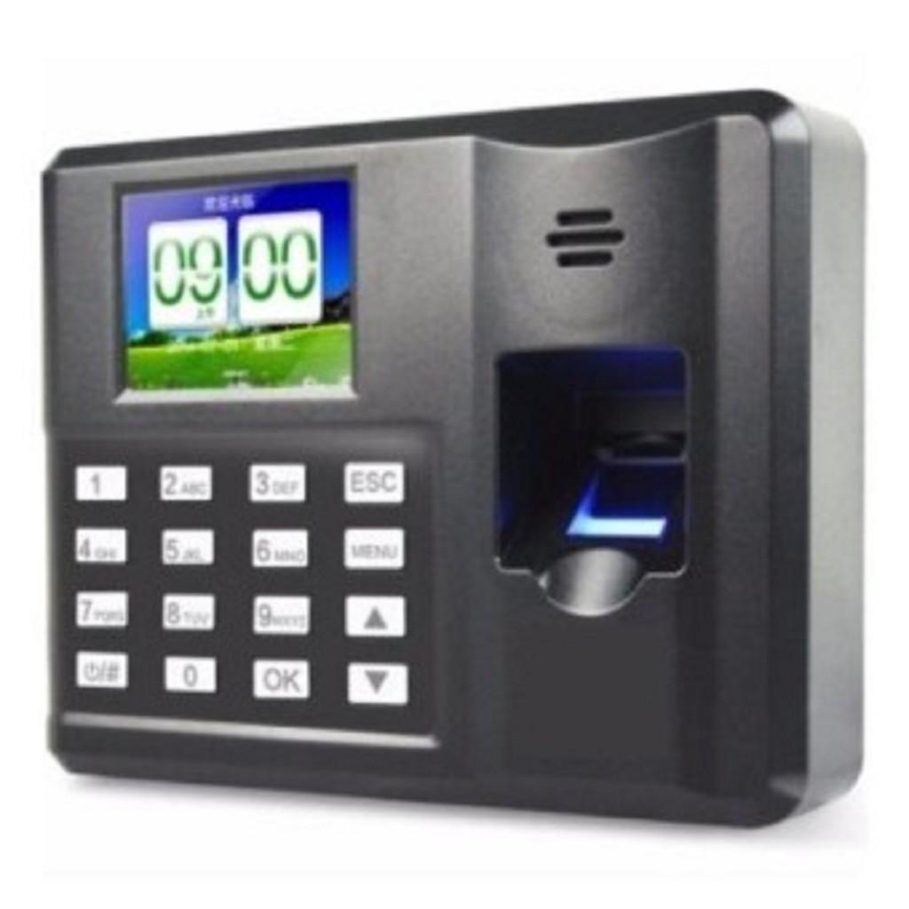 Biometric Fingerprint Time Attendance Clock Recorder Reader Machine