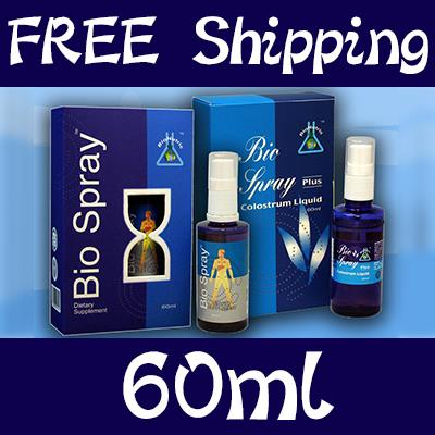 BioNutric Bio Spray BioSpray Plus Colostrum Liquid FREE SHIPPING