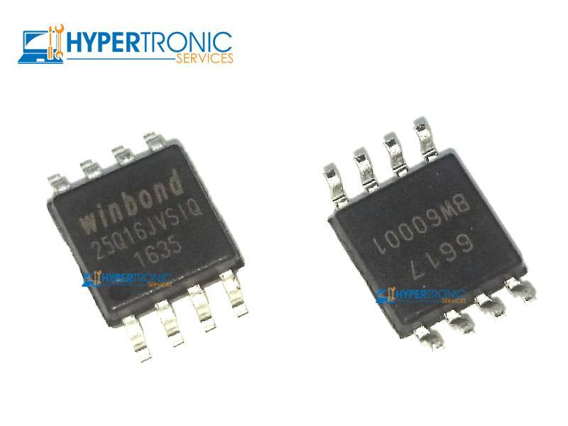 BIOS Chip 2MB 16M-Bit Winbond 25Q16JVSIQ SPI Flash ROM - Empty ROM