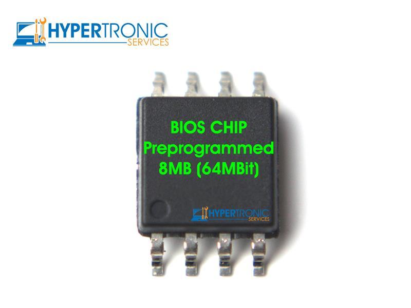 BIOS Chip for Acer Aspire V5-132 V5-132P 8MB Preprogrammed