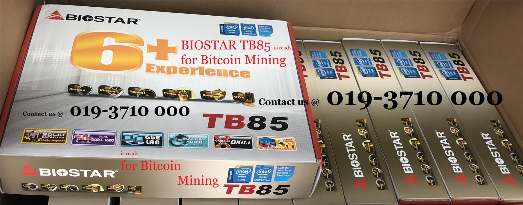 Driver for Biostar TB85 Ver. 6.x