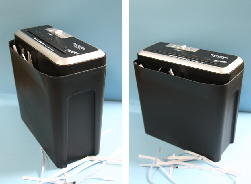 BIOSYSTEM 5 Sheet Shredder