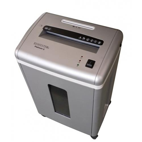 Biosystem Office Use Shredder Platinum III