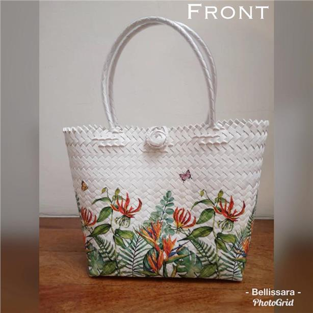 Birds of Paradise (Penan Bag)
