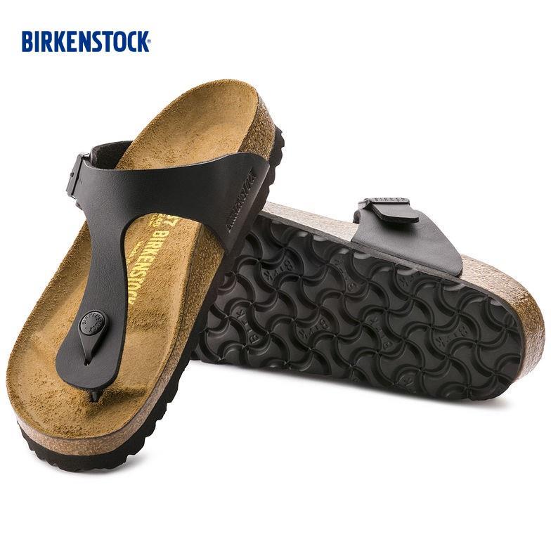Leather Birkenstock Gizeh Sandalmenwoman Birkenstock Leather Birkenstock Gizeh Sandalmenwoman IWH2ED9