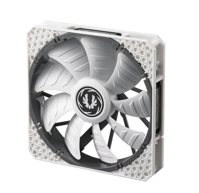 # Bitfenix SPECTRE Pro™ 140mm FAN # Black/White PROMO!