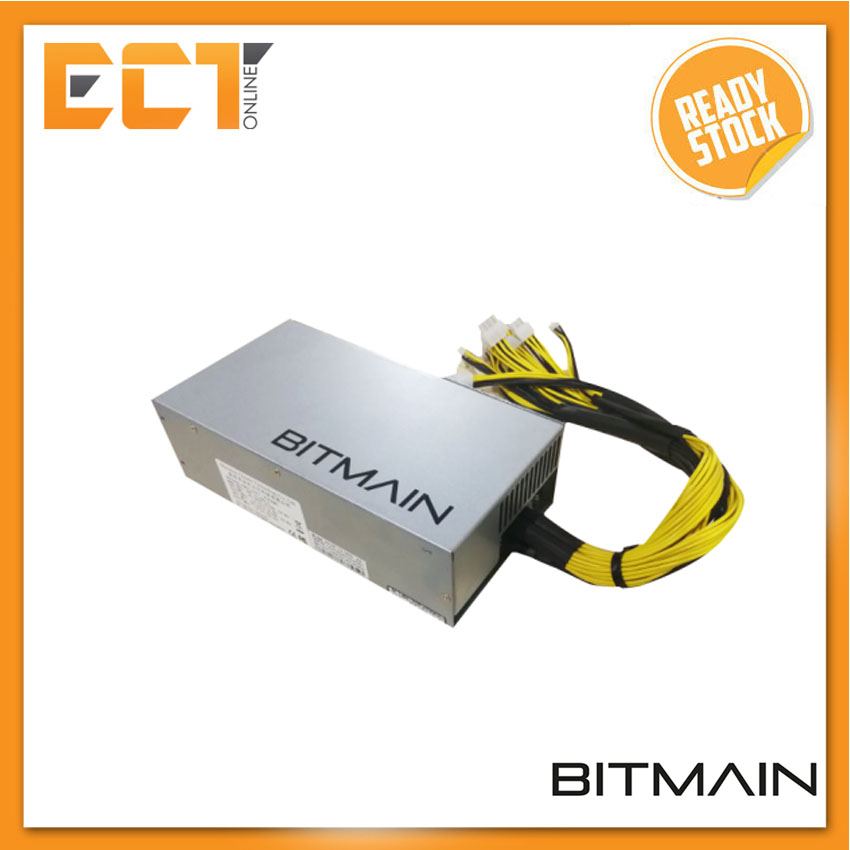 Bitmain APW7 6Pin x 10 Pcie Antminer PSU 1800W Power Supply for Bitcoin Mining