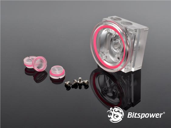 # Bitspower D5 MOD TOP V2 EXTREME (Acrylic Version) # 4 Colors