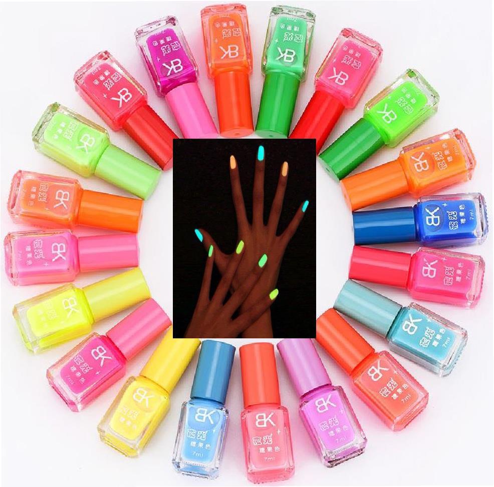 Candy Color Nail Polish: Bright C Nail Polish