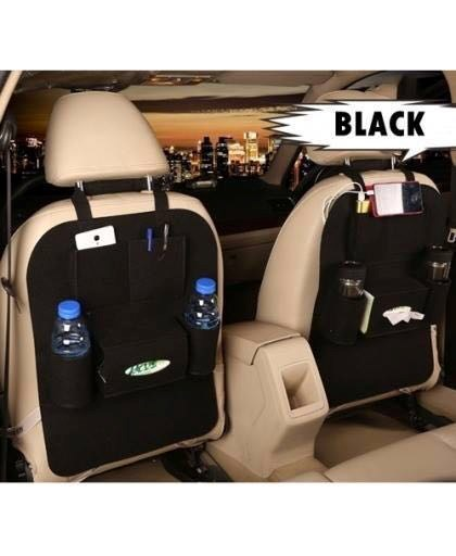 Black Car Backseat Organizer
