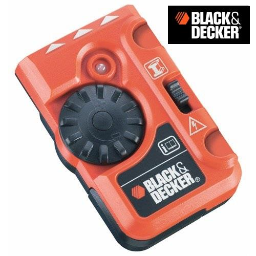 BLACK+DECKER BDS200 Pipe and Live Wire Detector with Bonus 35pcs Kits