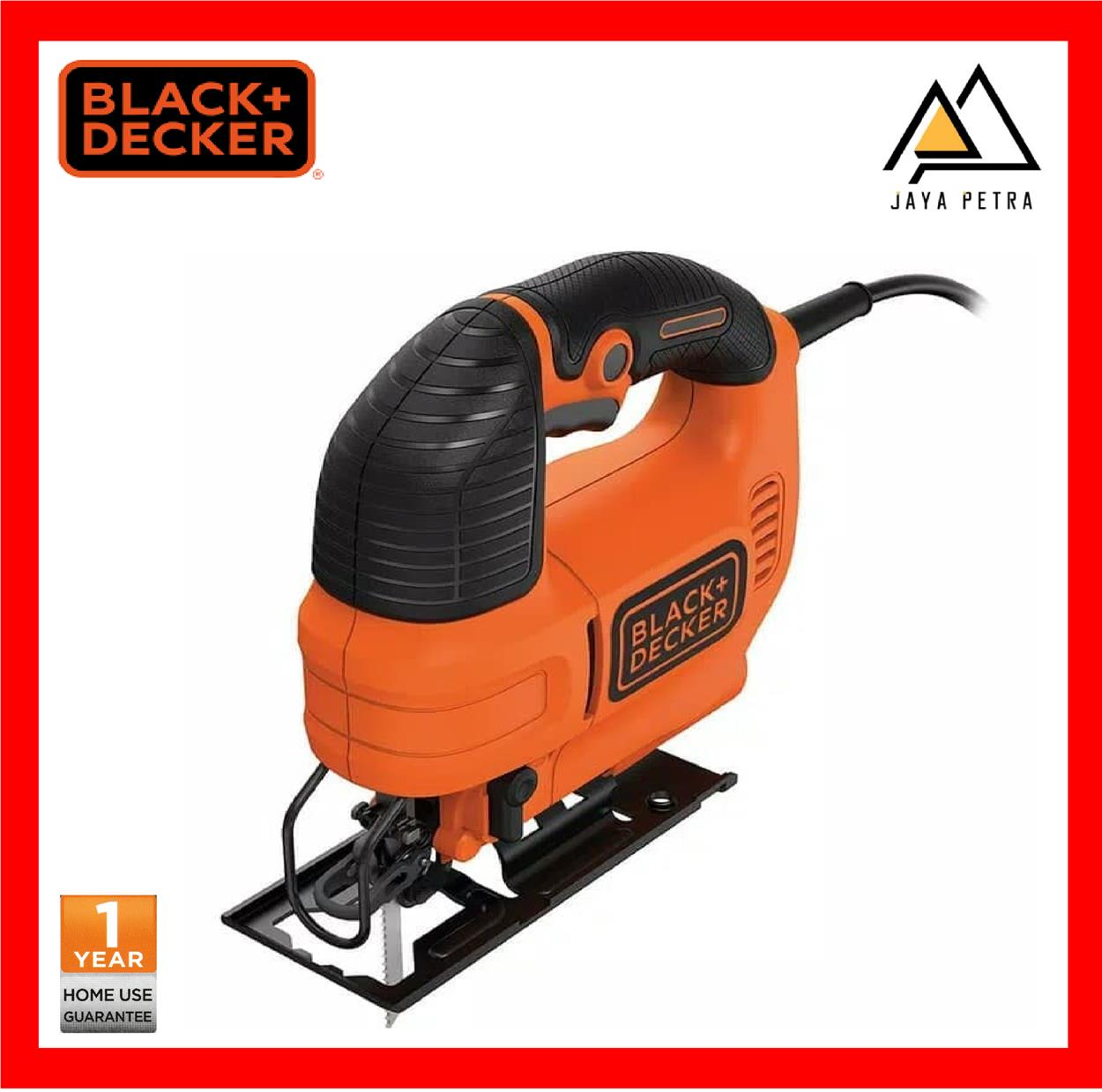 Black & Decker KS701PE 520W Variable Speed Pendulum Corded Jigsaw (KS7