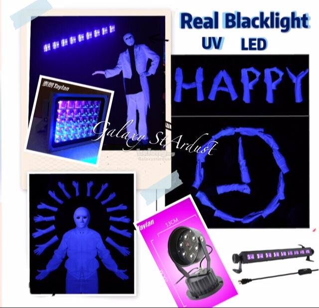 Black Light Bar-UV-LED-Ultraviolet Lamp-Curing Glue Ink Resin-Rental
