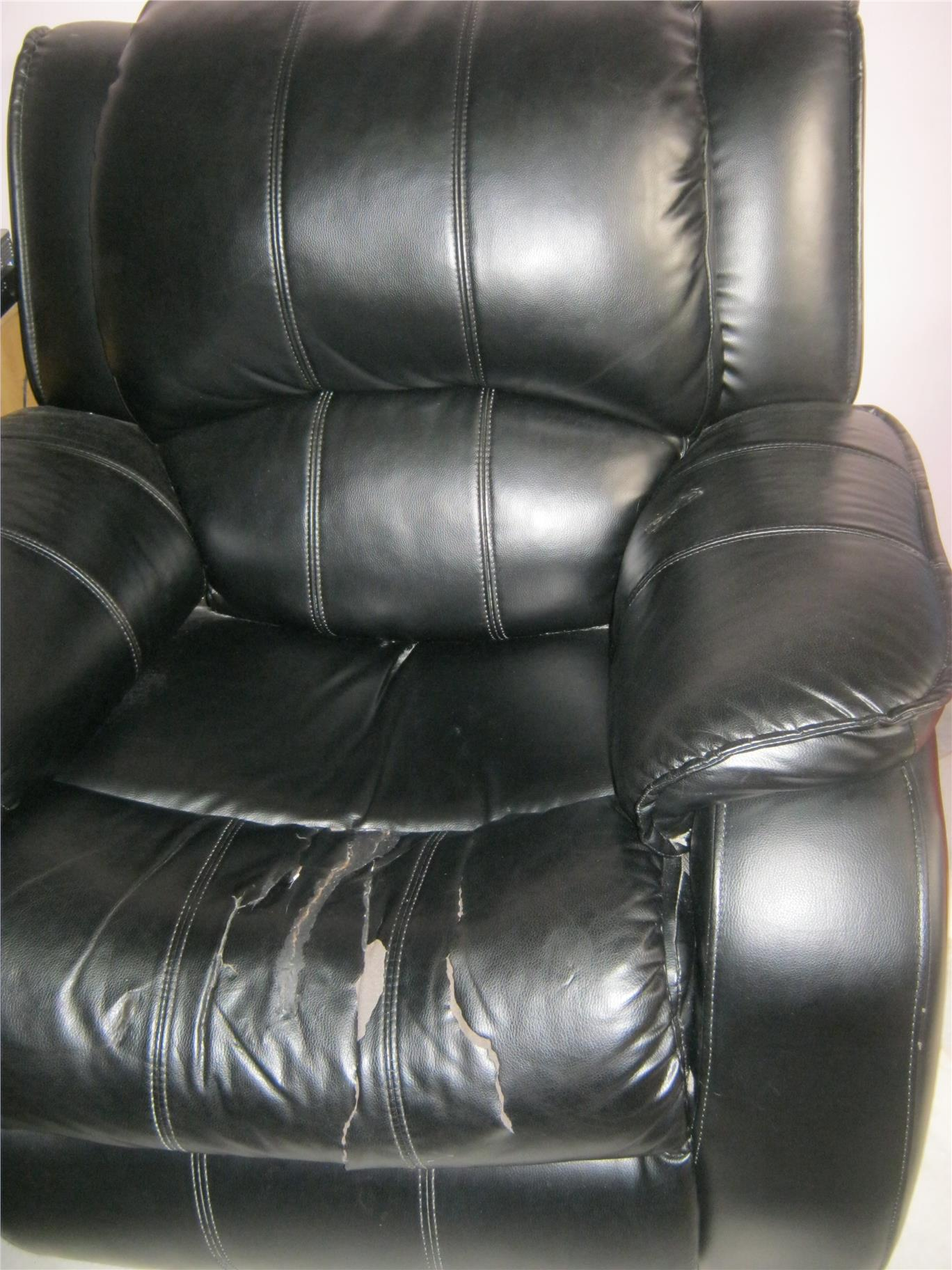 seater headrest with manual sofa and recliner corsica adjustable