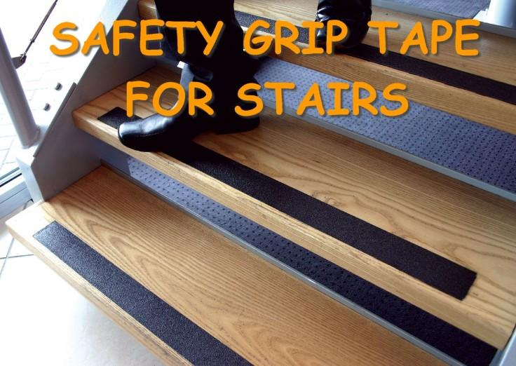Ordinaire Grip Tape Stairs