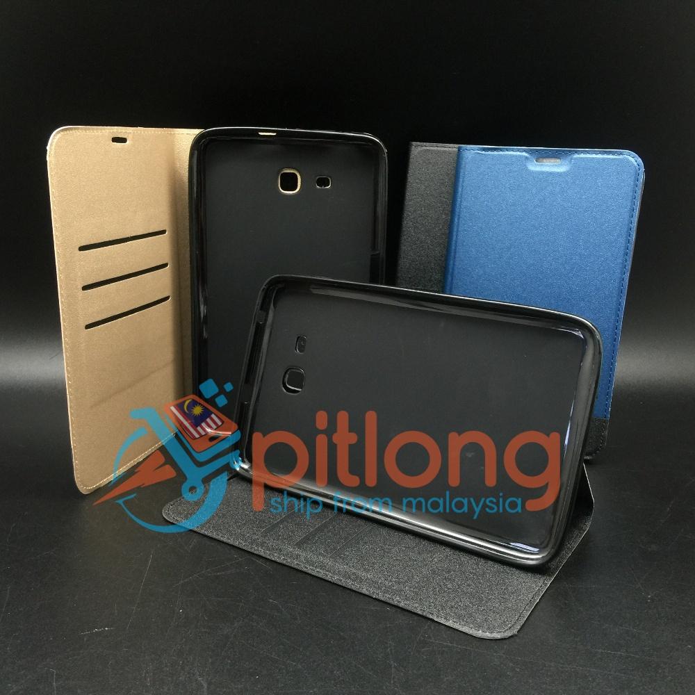 Black Samsung Galaxy Tab 3 V T End 12 28 2020 1200 Am Dmg Authentic Flip Cover