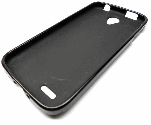 Black TPU Case for Lenovo A830
