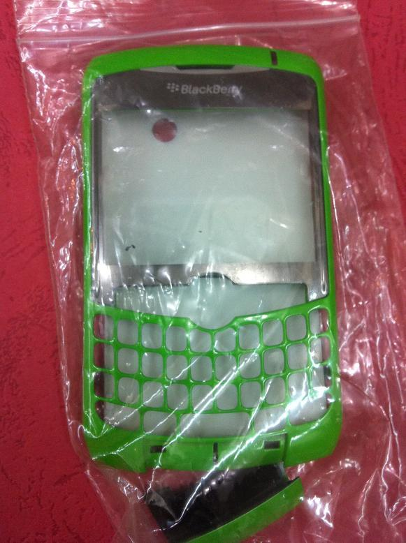 BLACKBERRY 8310 GREEN HOUSING