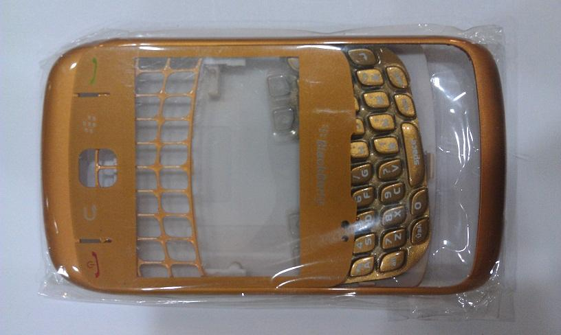 BLACKBERRY CURVE 8520 GOLD HOUSING